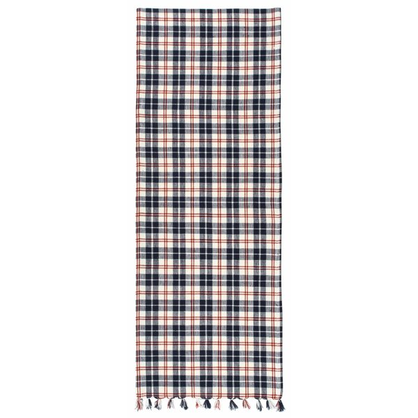 Dax 100% Cotton Plaid Table Runner (Set of 2) by Darby Home Co